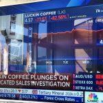 Luckin Coffee – מה גרם לנפילה של 80% במחיר המניה?