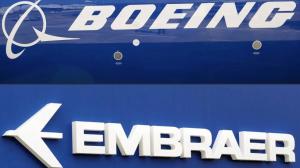 בואינג מבטלת עסקה בשווי 4.2 מיליארד לקניית חלק בחברת Embraer's