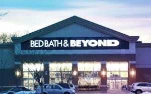 חברת Bed Bath & Beyond מתכננת לסגור קרוב ל200 חנויות
